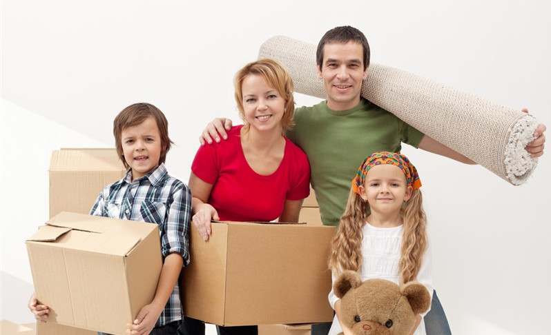 family of four getting ready to move to North Sydney.jpg